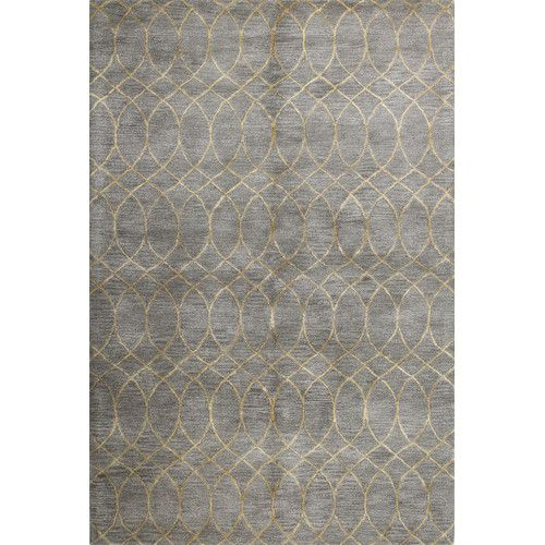 Found it at Joss & Main - Quinn Rug in Gray & Gold                                                                                                                                                                                 More