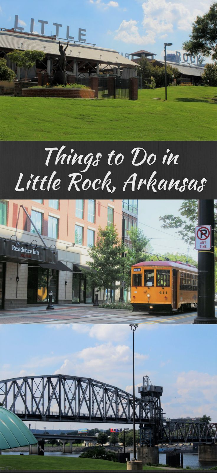 This guide to Little Rock, Arkansas tells you the must-sees, the must-eats, and the must-says in the city along with a suggestion for a day-trip or two. Looking for Little Rock, Arkansas inspiration? Look no further.