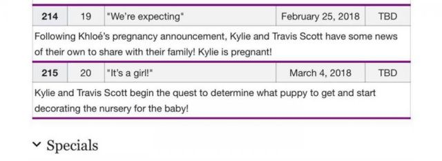 Kardashian: ¿Wikipedia revela cuándo confirmará Kylie Jenner su embarazo?   Actualidad   LOS40 México