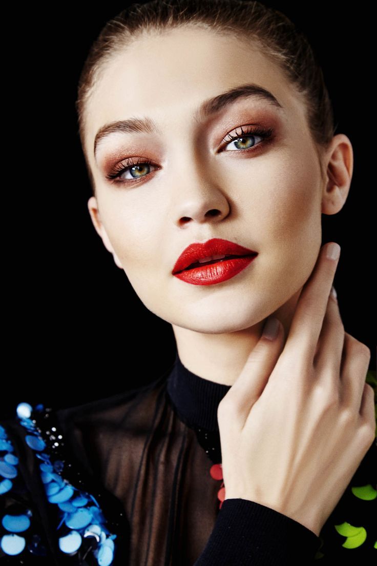 Maybelline Makeup Tutorial Malaysia: Gigi Hadid, Gigi Hadid Makeup