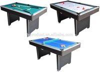Heißer verkauf classic sport 3 in 1 billardtisch, hockey-tisch und tischtennisplatte - produkt ID : 100000569228 - m.german.alibaba.com