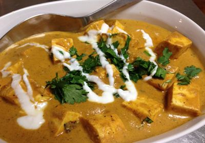The delicious Posta Paneer! For recipe, visit: http://www.foodfood.com/recipes/posta-paneer/