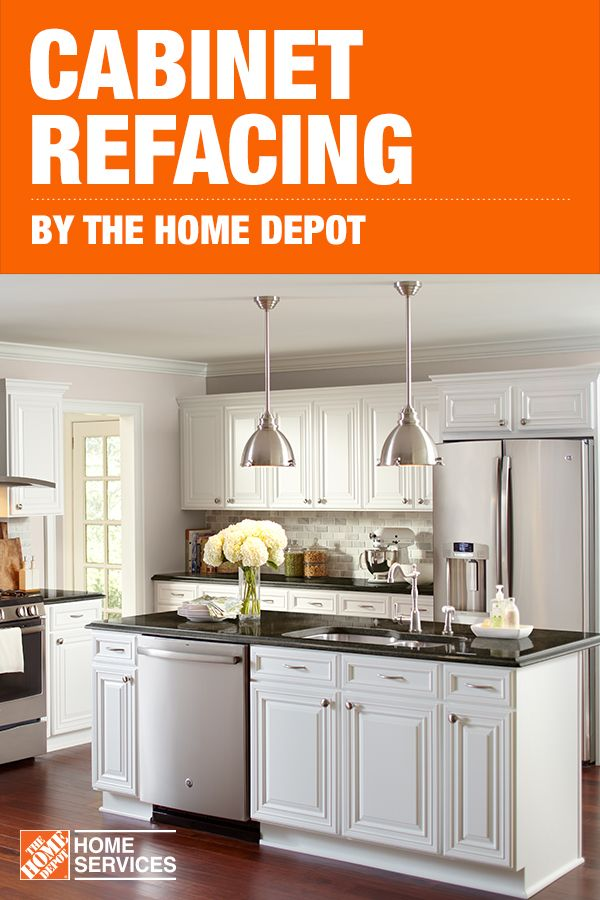 Bring your kitchen back to life with cabinet refacing. If ...