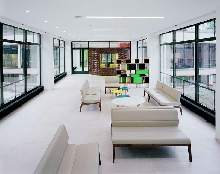 Student Residency - Maison du Mexique Rehabilitation / Atela Architectes