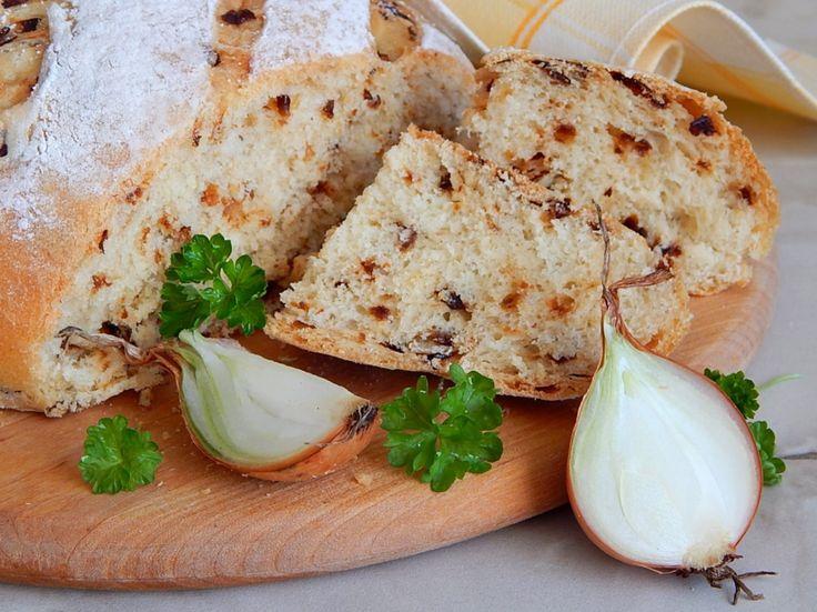 Луковый хлеб рецепт с фото, как приготовить на Webspoon.ru