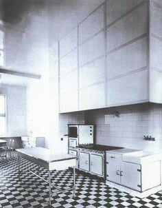 Hidden Kitchen, Robert Mallet Stevens, Kitchen Ideas, Robert Riu0027chard,  Cooking, Villas, Kochen, Villa, Mansions