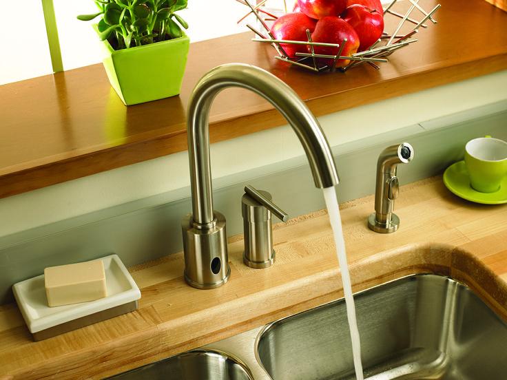 Danze Parma Motion Sensor Kitchen Faucet Kitchen Pinspiration Pinterest Parma Faucets And