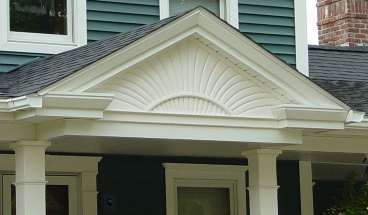 1000 Images About Exterior Trim On Pinterest