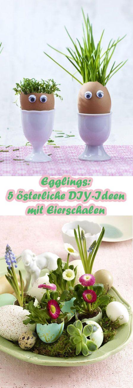 Egglings sind dieses Osterfest der absolute Trend und toll zum Verschenken oder selbst behalten.