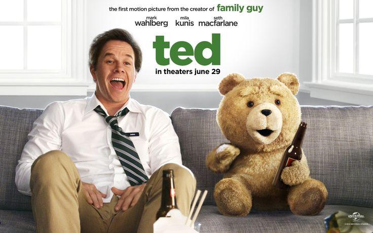 Ted Trailer Oficial Sub Ulado