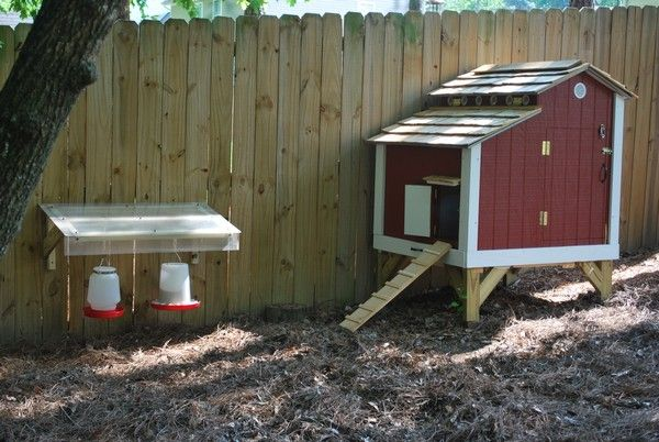 17 best images about chickens on pinterest chicken coop for Enclosed chicken run plans