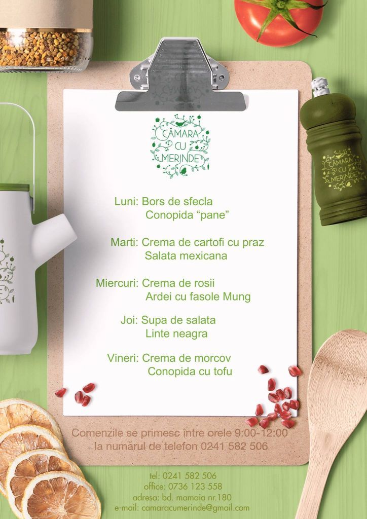 Meniul #raw vegan al acestei saptamani la Camara cu Merinde http://www.camaracumerinde.ro/meniu/