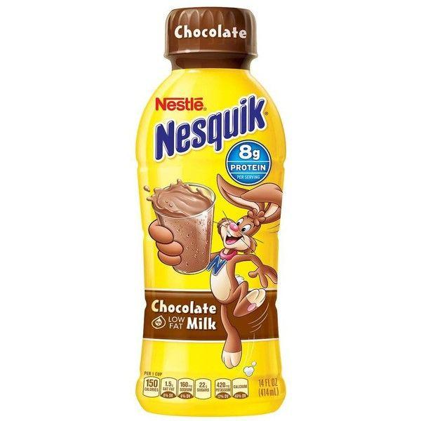 Milk Banana Nestle Nesquik Strawberry