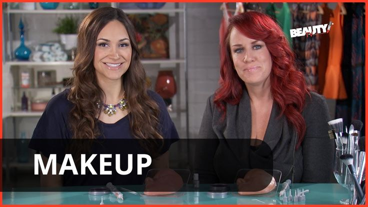 Hollywood pro makeup artist (and Jenny McCarthy's sister!) shows us how to conceal scars using Dermaflage. It's a great Hollywood secret! www.dermaflage.com  #dermaflagereview
