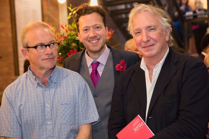 Truly, Madly, Alan | Blog | Park Theatre; Alan Rickman at the Park Theatre