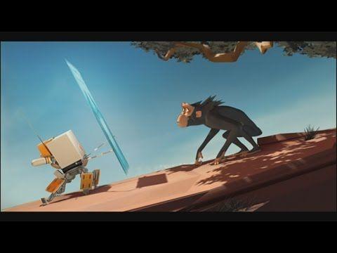 Burning safari - Animation Short Film 2006 - GOBELINS - YouTube