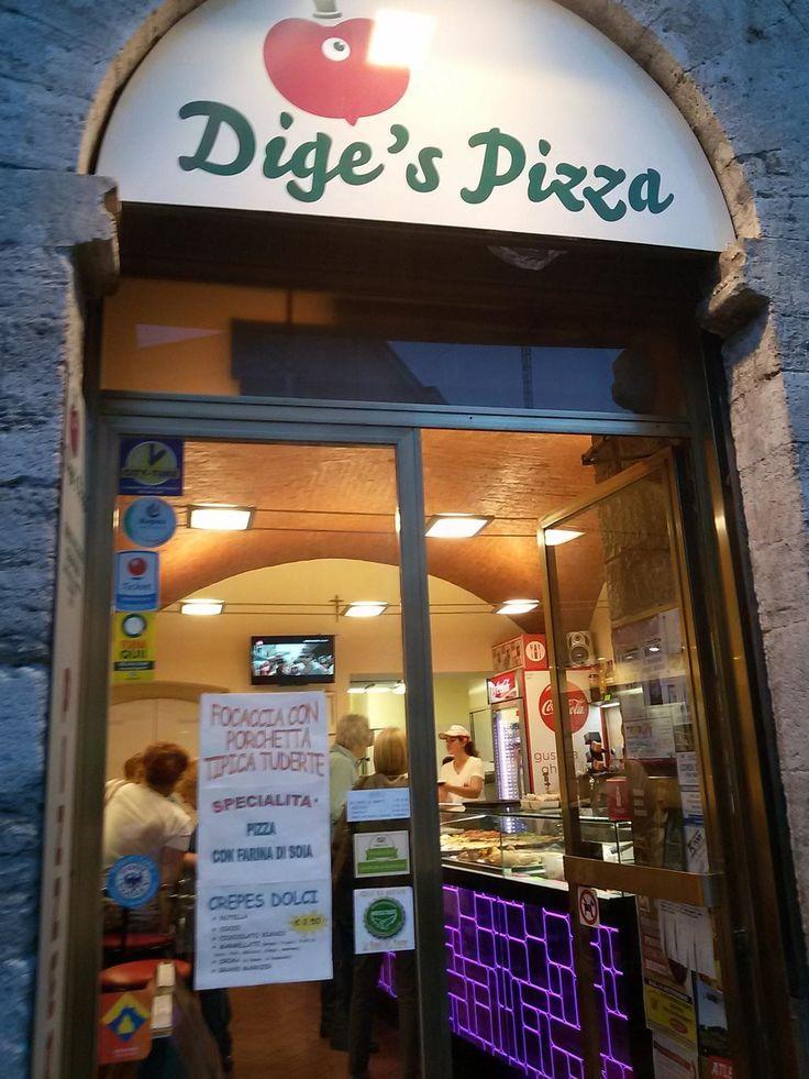 Dige's Pizza, Todi - Restaurantbeoordelingen - TripAdvisor