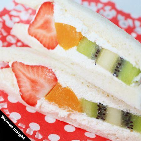 メルヘン,サンドイッチ,人気,タマゴサンド,フルーツスペシャル