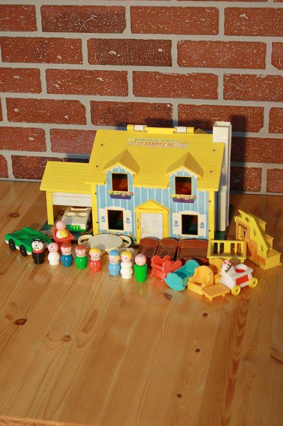 35 besten Fisher price vintage toys Bilder auf Pinterest | Drachen ...