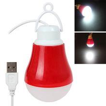 USB LED Лампа Для Чтения Портативный Night Light Лампе 5 В DC 5 Вт Power Bank Ноутбук Кемпинг Открытый Свет lampara