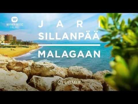 Jari Sillanpää - Malagaan (ClubMix official audio)