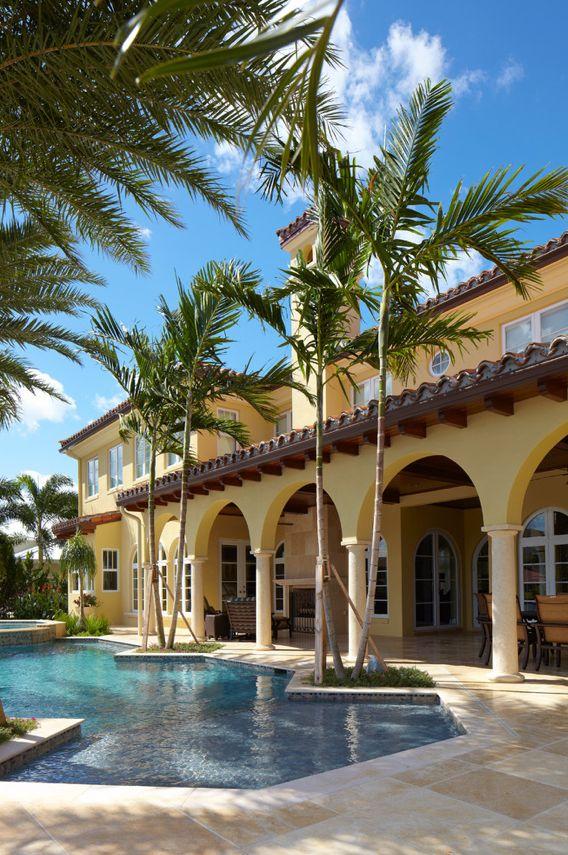 166 Best Mediterranean Tuscan Homes Exterior Edition