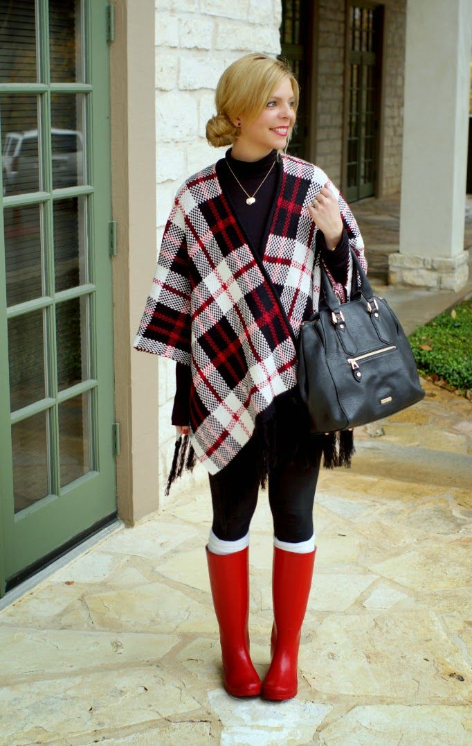 Best 25+ Rain Boot Outfits Ideas On Pinterest | Rain Outfits Hunter Boots Outfit And Outfits ...