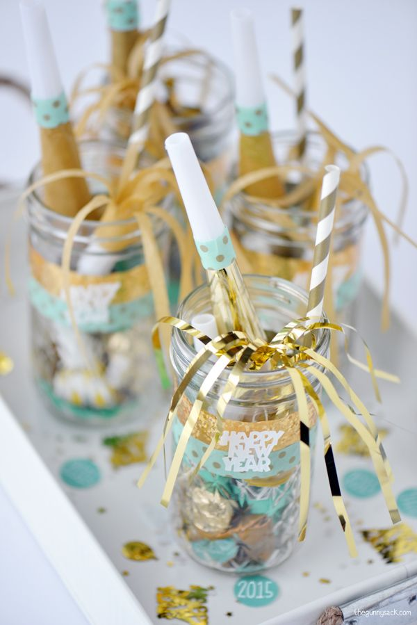 DIY New Years Eve Party Ideas 43