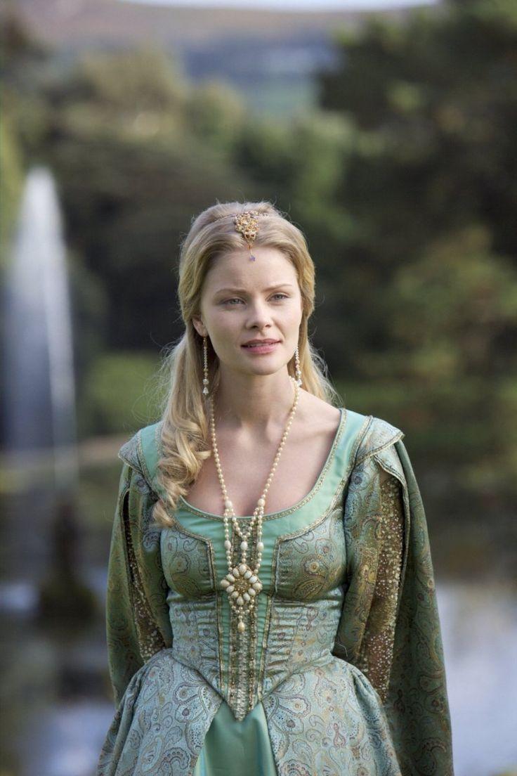 Jane Seymour, Third Wife of Henry VIII The Tudors (2007-2010) - Anita Briem