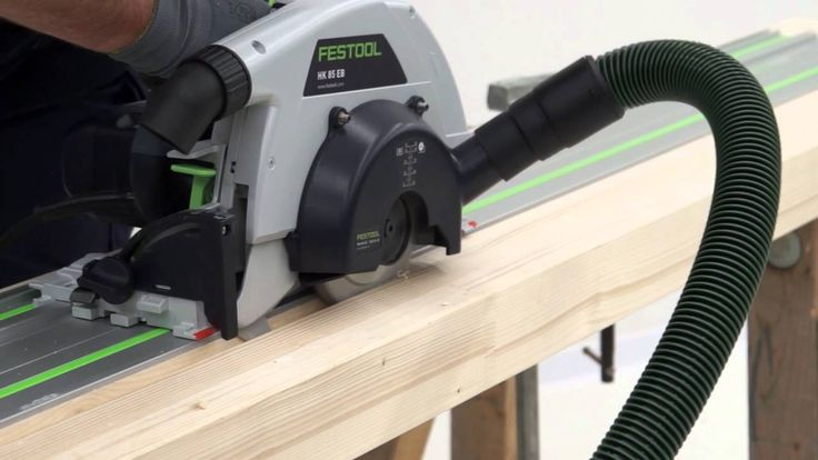 Festool TV-UK  Groove Cut  Milling rebate - YouTube