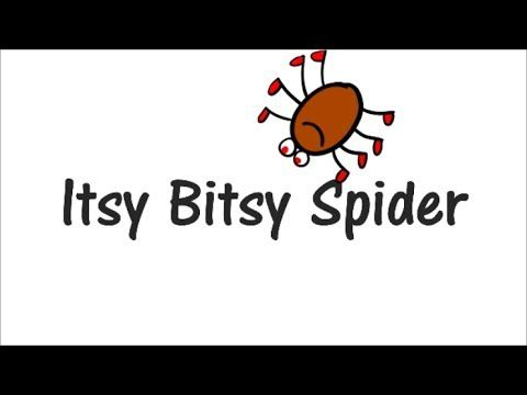 Itsy Bitsy Spider - The Green Orbs