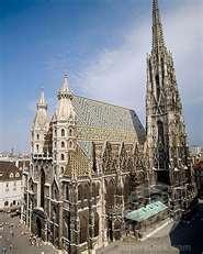 Sankt Stephansdom Vienna, Austria