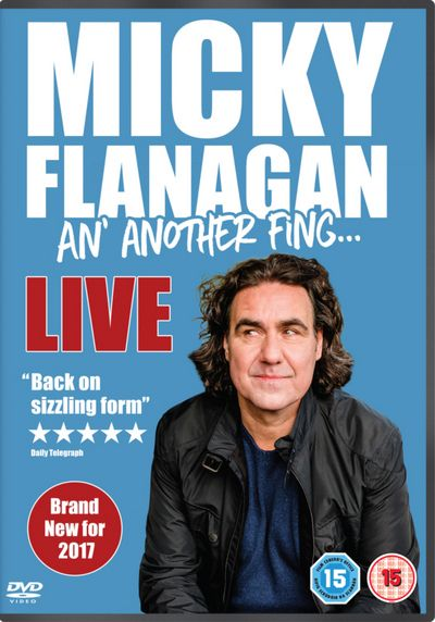 Micky Flanagan: An' Another Fing Live (Image 1)