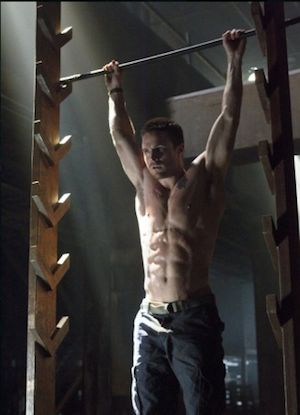 Stephen Amell - Love, love love him in The Arrow!