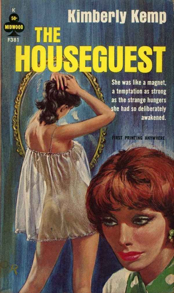 14 Times Lesbian Pulp Cover Art Perfectly Summed Up Your Life