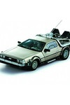 Hot Wheels Cult Classics Back To the Future 1/43 Time Machine Die-Cast