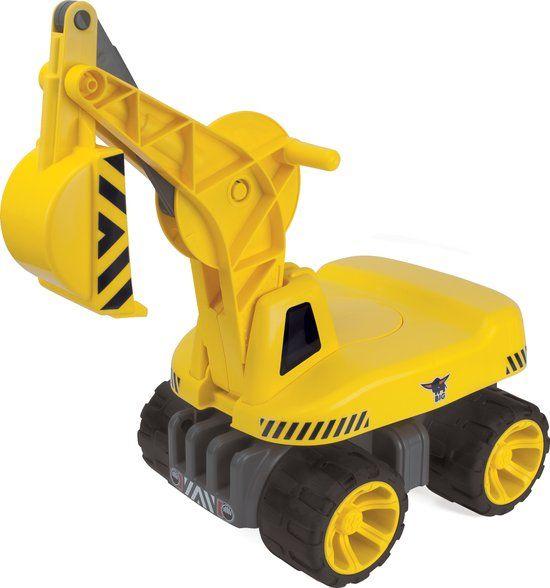 BIG 'Power Worker' Maxi Digger graafmachine