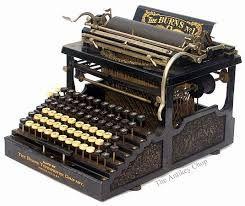 Risultati immagini per macchine da scrivere d'epoca