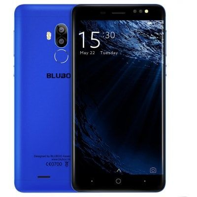 Bluboo D1 16GB ROM 2GB RAM 3G Smartphone – BLUE