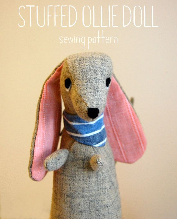 107 Best Images About Dachshund Sewing On Pinterest