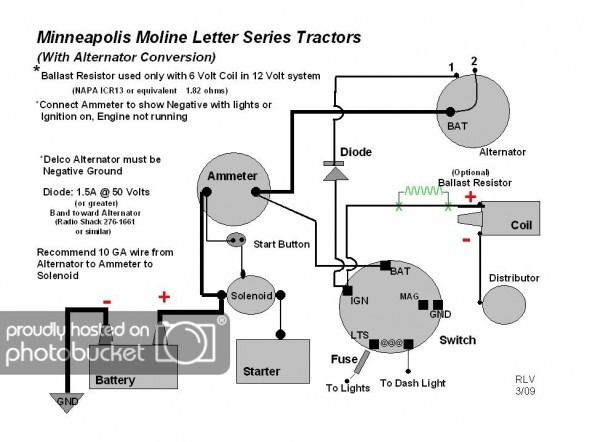 Ammeter Wiring 3 Wire Alternator To Chevy Alternator Automotive Electrical Diagram