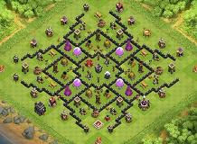clash of clans builder hut glitch