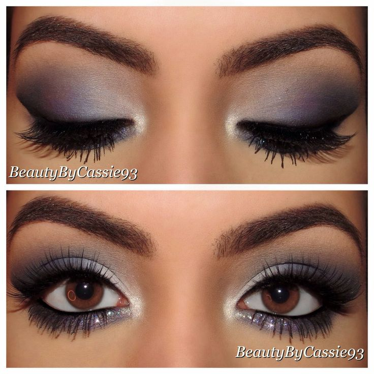 I love this look from @Sephora's #TheBeautyBoard: http://gallery.sephora.com/photo/navy-blue-smokey-look-2735
