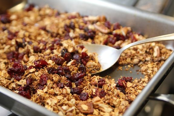 ... Kit! | Reduce your Toxic Body Burden | Super Cranberry Orange Granola
