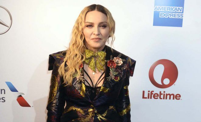 Madonna movie on the way