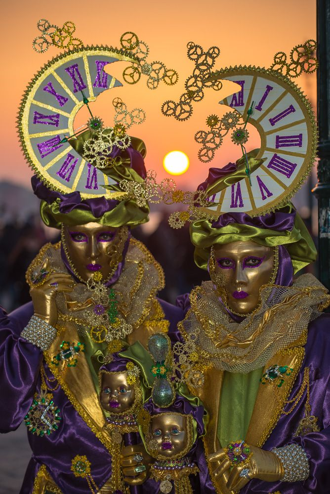 Lichterspiele 3 - Carnevale 2014 von ebarwick