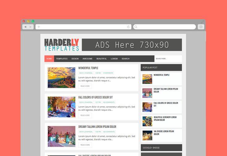 Harderly Blogger Template Harderly Blogspot Template Harderly B Template Harderly Blogger Theme Harderly Blogspot Theme Harderly B Theme