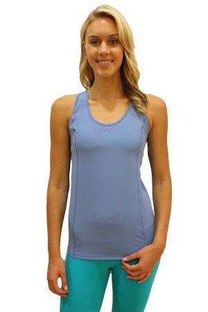 Light weight andbreathe-able the perfect combo, just like mornings and a cup of coffee. This summery tank top, the Ria Top, is made with th...