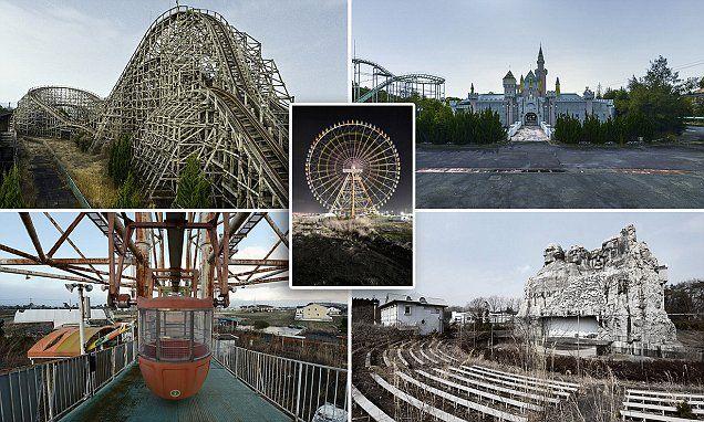 Inside Japan's eerie abandoned amusement parks