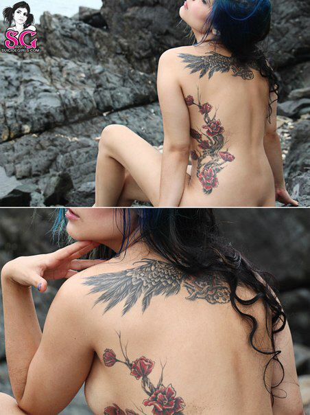 Are Euphemia suicide girls nude with